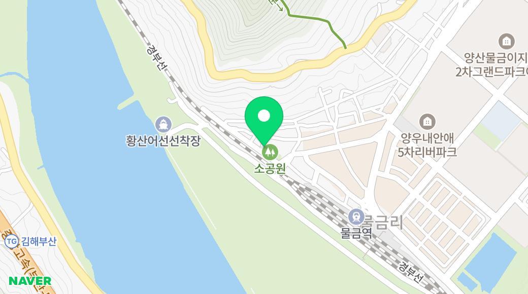경상남도 양산시 화산길 51-15 서부마을회관